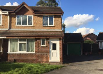 Thumbnail 3 bed semi-detached house for sale in Fox Close, Long Eaton, Nottingham