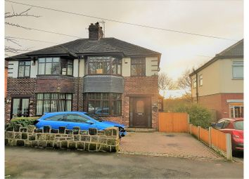 Thumbnail 3 bed semi-detached house for sale in Sunnyside Avenue, Stoke-On-Trent