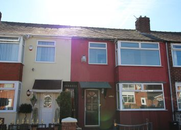 Thumbnail 3 bed terraced house to rent in Crosby Avenue, Warrington