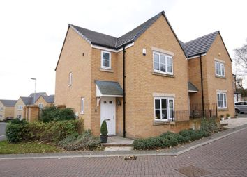 Thumbnail 3 bed detached house for sale in Newson Court, Hove Edge, Brighouse