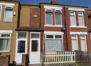 Thumbnail 2 bedroom terraced house to rent in Wharncliffe Street, Hull