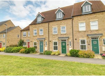 Thumbnail 3 bed terraced house for sale in Kings Avenue, Ely