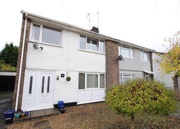 Thumbnail 3 bed semi-detached house for sale in Garden Close, Llanbradach, Caerphilly