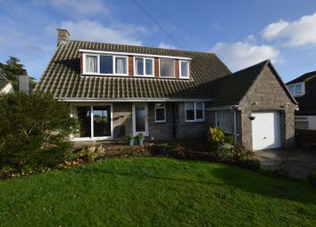 Thumbnail 4 bed detached bungalow for sale in The Crescent, Worlebury, Weston-Super-Mare