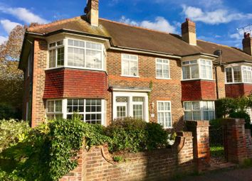 Thumbnail 3 bed flat for sale in The Acre Close, Worthing