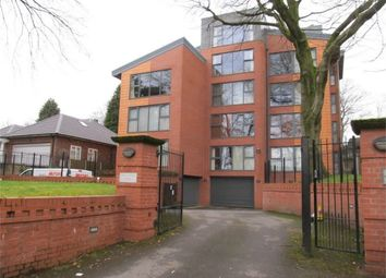 Thumbnail 2 bed flat to rent in Park Croft, 151 Bury Old Road, Manchester