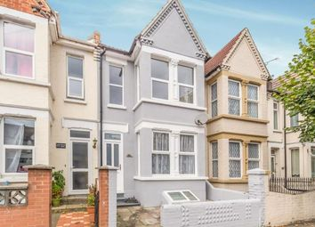 Thumbnail 4 bed terraced house for sale in Rock Avenue, Gillingham, Kent, .