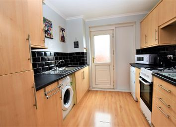 Thumbnail 2 bed flat for sale in Mossbank Crescent, Motherwell
