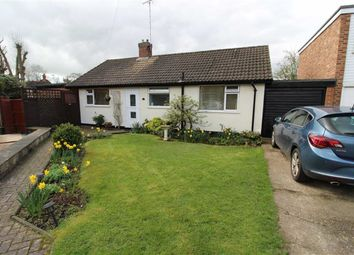 Thumbnail 2 bed detached bungalow for sale in Sapele Close, Gedling, Nottingham