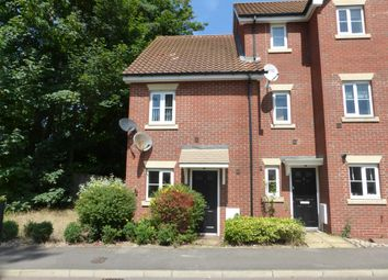 Thumbnail 3 bed end terrace house to rent in Evergreen Way, Mildenhall, Bury St. Edmunds