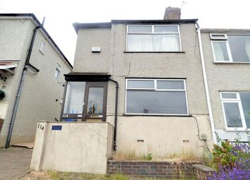 Thumbnail 3 bed end terrace house for sale in Swaisland Road, Dartford, Kent