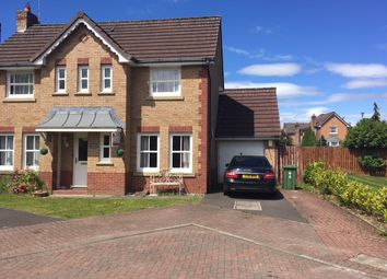 Thumbnail 3 bed detached house for sale in Deaconsbank Crescent, Thornliebank