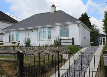 Thumbnail 3 bed detached bungalow for sale in Llawhaden, Narberth