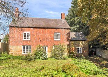 Creaton, Northampton, Northamptonshire NN6. 4 bed detached house for sale