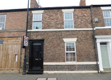 Thumbnail 1 bed terraced house to rent in Upper Norfolk Street, North Shields