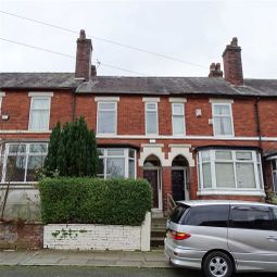 Thumbnail 3 bed terraced house to rent in Douglas Street, Salford, Salford