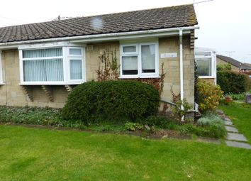 2 bed semi-detached bungalow to rent in Peacemarsh, Gillingham SP8