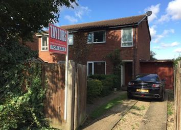 Thumbnail 3 bed semi-detached house for sale in Hale Avenue, Stony Stratford, Milton Keynes