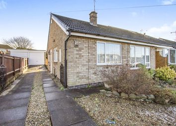 Thumbnail 2 bed bungalow for sale in Gwendoline Drive, Countesthorpe, Leicester