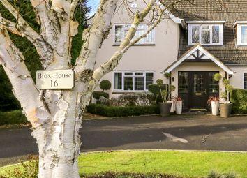 Thumbnail 5 bedroom detached house for sale in Cleves Wood, Weybridge, Surrey