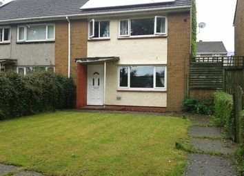Thumbnail 3 bed terraced house to rent in Malcolm Sargent Close, Newport