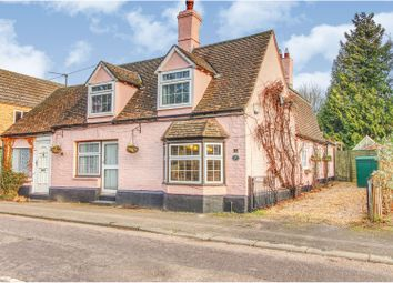 Thumbnail 3 bed detached house for sale in High Street, Bottisham, Cambridge
