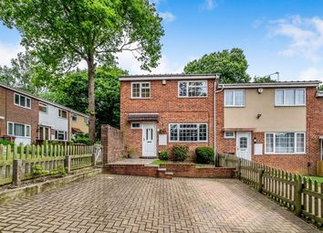 Thumbnail 3 bed terraced house for sale in Buxton Close, Lordswood, Chatham