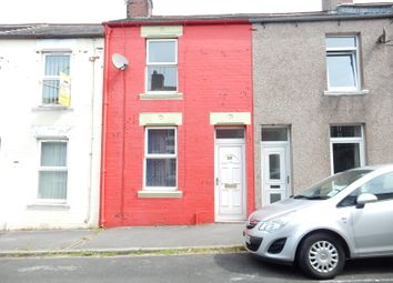 2 bed terraced house for sale in Yeowartville, Workington, Cumbria CA14