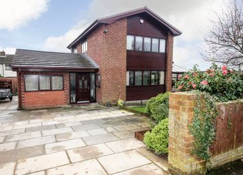 Thumbnail 4 bed detached house for sale in Balniel Walk, Wigan