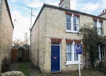 Thumbnail 3 bedroom semi-detached house to rent in Saffron Road, Histon, Cambridge
