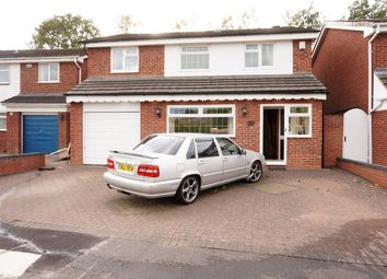 Thumbnail 4 bedroom detached house for sale in Sunningdale Close, Handsworth, Birmingham