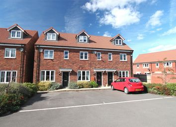 Thumbnail 3 bed terraced house for sale in Badger Road, Thornbury, Bristol