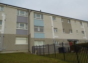 Thumbnail 2 bed flat for sale in Gryffe Crescent, Paisley