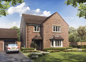 Thumbnail 4 bed detached house for sale in The Close, Coaley, Dursley