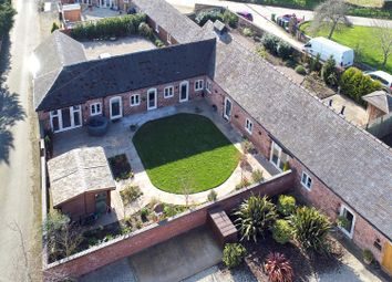 Thumbnail 4 bed barn conversion for sale in Hatton Barns, High Hatton, Shrewsbury