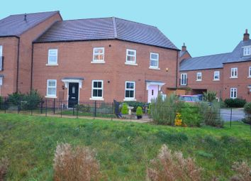 Thumbnail 2 bed flat for sale in Martival Court, Ashby De La Zouch