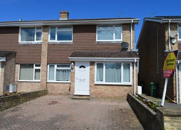 Thumbnail 4 bed semi-detached house for sale in Gannet Road, Weston-Super-Mare