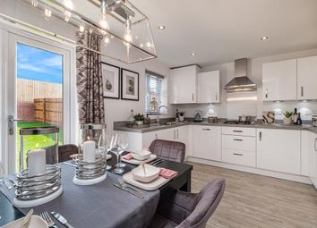 """Thumbnail 3 bedroom terraced house for sale in """"Kennett"""" at Wellington Road, Northstowe, Cambridge"""