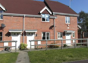 Thumbnail 2 bed terraced house for sale in Thegn Walk, Elvetham Heath, Hampshire