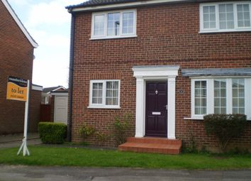 Thumbnail 4 bed detached house to rent in Rossway, Darlington