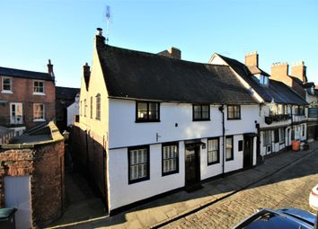 Thumbnail 2 bed flat for sale in Fish Street, Town Centre, Shrewsbury