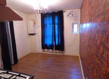Thumbnail Studio to rent in Flat 3, 253 Lea Bridge Road, London