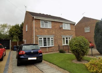 Thumbnail 2 bed semi-detached house to rent in Milburn Grove, Bingham, Nottingham