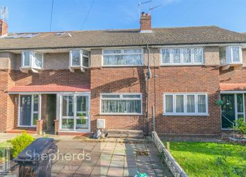 Thumbnail 3 bed terraced house to rent in Churchgate, Cheshunt, Hertfordshire