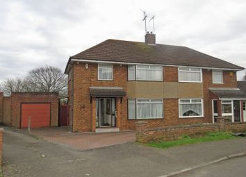 Thumbnail Property for sale in Ridgeway, Wellingborough