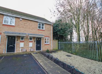 Thumbnail 2 bedroom end terrace house for sale in Molay Close, Coventry