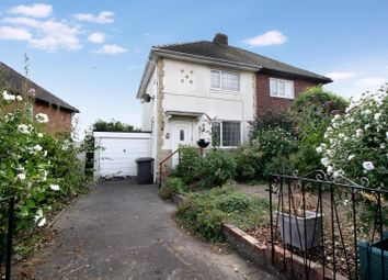 Thumbnail 2 bed semi-detached house for sale in Duffield Crescent, Sherburn In Elmet, Leeds