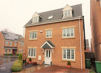 Thumbnail 4 bedroom detached house for sale in Murray Way, Leeds
