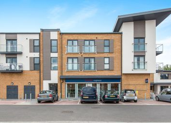 Thumbnail 1 bed flat for sale in Mercator Close, Southampton