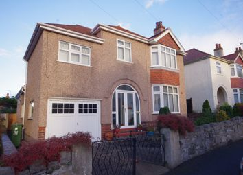 Thumbnail 4 bed detached house for sale in Plastirion Avenue, Prestatyn